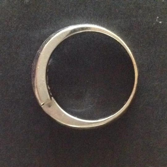 Zales 3 round diamonds Promise Ring in 10K White Gold Image 1