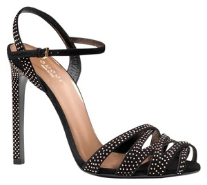 Gucci 338748 New Black Sandals