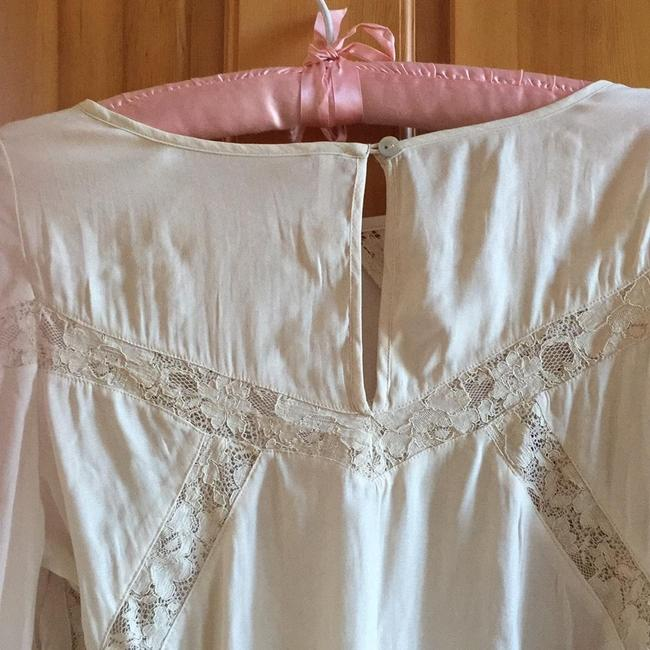Free People Geometry Lessons Boho Peasant Xs Top Image 3