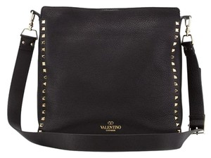 Valentino Rockstud Studded Leather Cross Body Bag