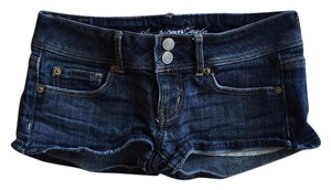 American Eagle Outfitters Jean Mini/Short Shorts Denim
