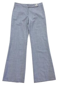 Tory Burch Grey Wool Trousers Trouser Pants