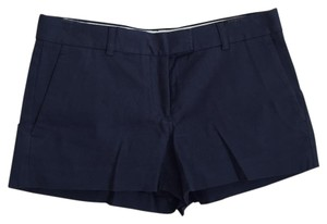 Theory Mini/Short Shorts Navy blue