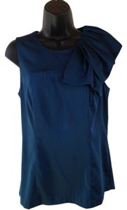 Ann Taylor Top Deep teal