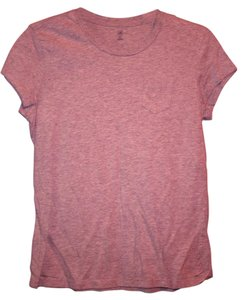 Gap Loungewear Casual Comfortable Classic T Shirt Heather gray