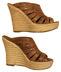 ALDO Brown Wedges