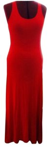 Red Maxi Dress by Red Maxi Dress