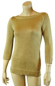 Ralph Lauren Metallic Sweater