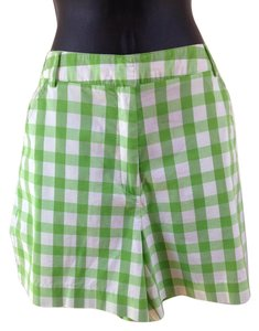 Lilly Pulitzer Shorts Green, white