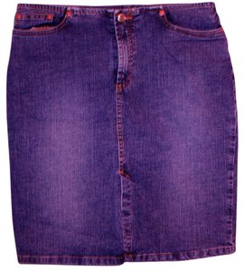 Old Navy Classic Fashion Trendy Timeless Skirt Denim