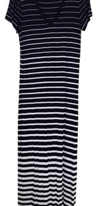 Black and white Maxi Dress by MICHAEL Michael Kors
