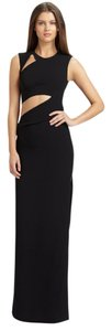 BCBGMAXAZRIA Bcbg Kimora Cut-out Gown Dress