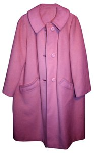 Glenbrooke Wool Vintage Classic Winter Fur Coat