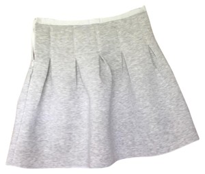 Gap Mini Skirt Grey/Cream