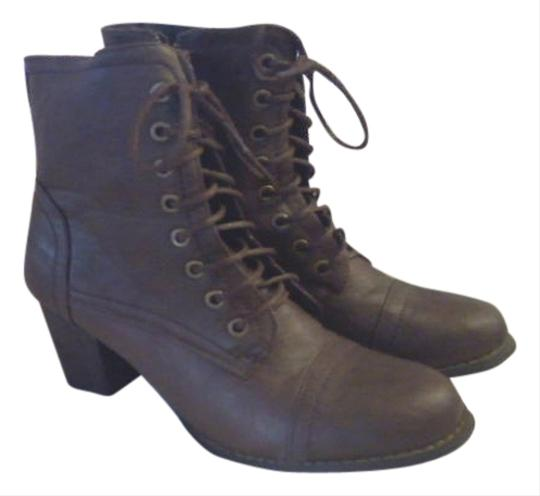 Refresh New Never Worn Brown Boots