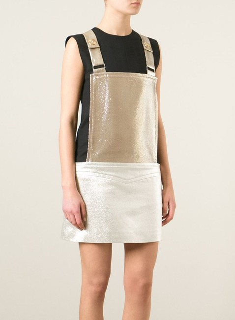 fausto puglisi short dress Jumpsuit Dungaree Harness Skirt on Tradesy Image 1