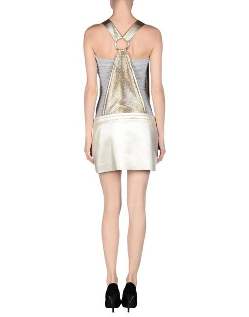 fausto puglisi short dress Jumpsuit Dungaree Harness Skirt on Tradesy Image 5