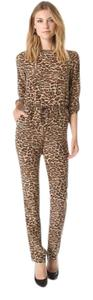 Amour Vert Shopbop Brand-new Leopard Dress