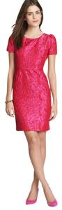 J.Crew Fuschia Dress
