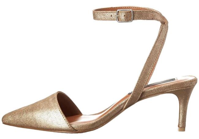 Item - Gold Caydence Dusty Pumps Size US 8 Regular (M, B)