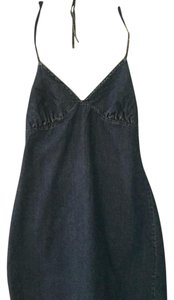 Calvin Klein short dress Denim on Tradesy