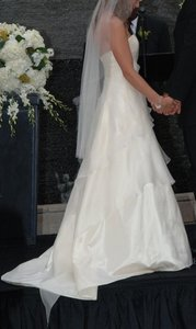 Wedding Veil Waltz White 49
