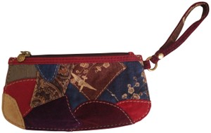 Lucky Brand Wristlet in multi-colored