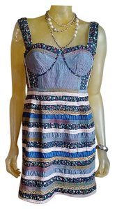 Free People short dress Mixed Media on Tradesy