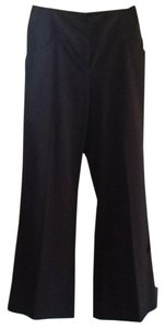 Antonio Melani Super Flare Pants Chocolate Brown