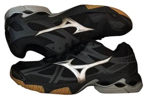 Mizuno Black Athletic