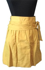 Robert Rodriguez Rodrigues Skirt Yellow