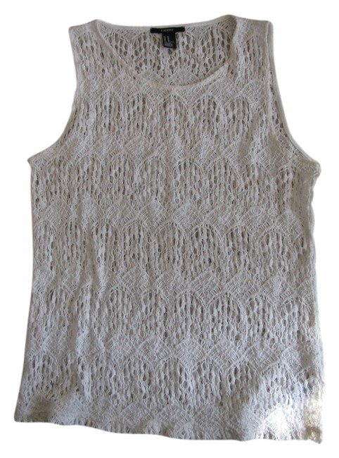 Preload https://item4.tradesy.com/images/forever-21-ivory-tank-topcami-size-8-m-1796423-0-0.jpg?width=400&height=650
