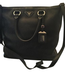 Prada Tote in Nero (black)