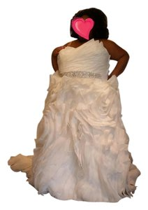 Maggie Sottero Wedding Plussize Ball Gown Dress