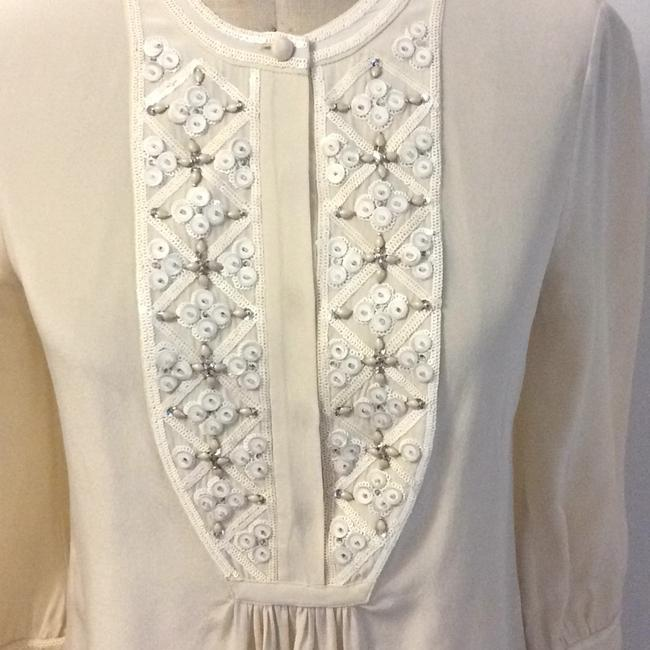 Tory Burch Top Ivory Image 1