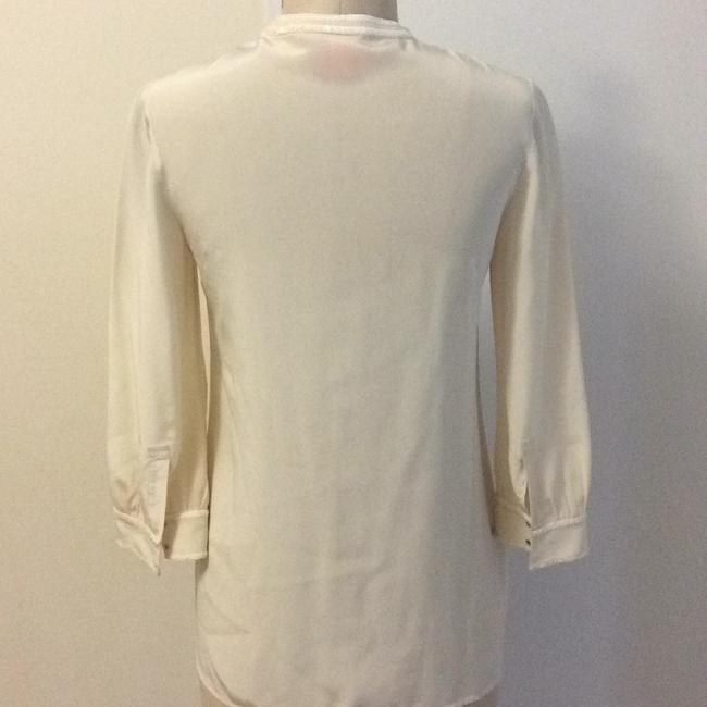 Tory Burch Top Ivory Image 2