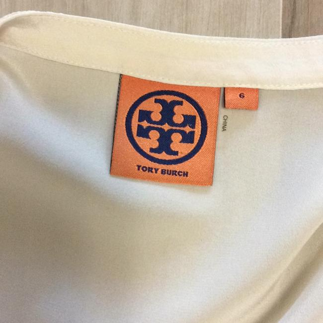 Tory Burch Top Ivory Image 4