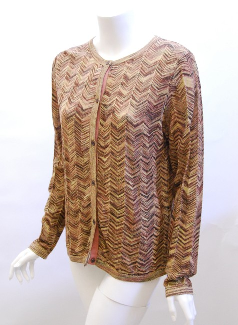 Missoni for Target Stripe Cardigan Clothing Size Xl Sweater Image 4