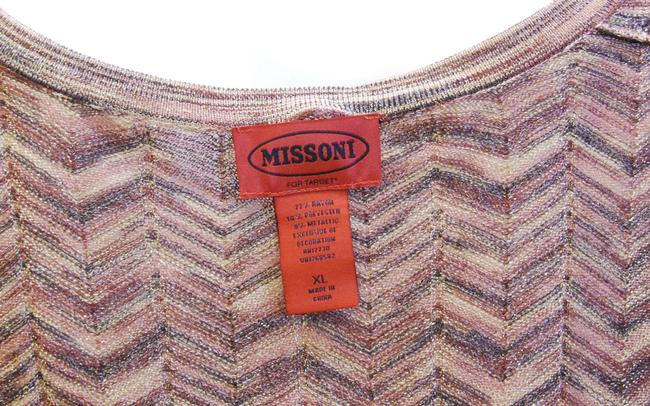 Missoni for Target Stripe Cardigan Clothing Size Xl Sweater Image 5