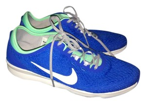 Nike Sneakers Bright Blue Athletic