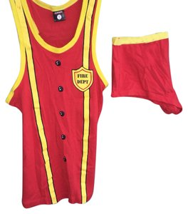 Body Candy Fire Fighter Outfit