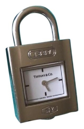 Preload https://item2.tradesy.com/images/tiffany-and-co-stainless-steel-1837-watch-padlock-charm-1796776-0-2.jpg?width=440&height=440