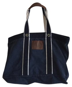 Abercrombie & Fitch Navy Travel Bag