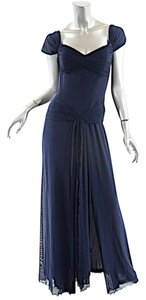 Vicky Tiel Couture Evening Dress