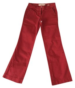 J.Crew Khaki/Chino Pants Pepper (faded red)