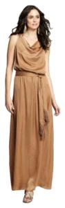 Copper Maxi Dress by Calypso St. Barth Calyso St Ciandra Silky