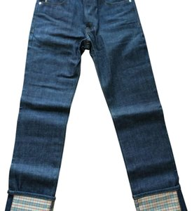 Burberry Blue Label Relaxed Fit Jeans