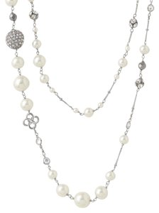 Stella & Dot Maddie Pearl Layering Necklace