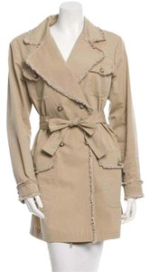 Chanel Iconic Coveted Fringe Classic Price Drop Trench Coat