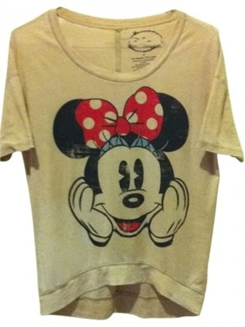 Preload https://item2.tradesy.com/images/disney-tan-minnie-mouse-vintage-style-4-small-s-asymmetrical-hem-tee-shirt-size-6-s-179696-0-0.jpg?width=400&height=650